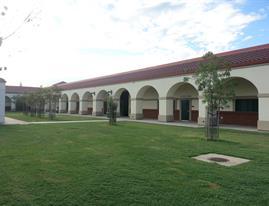 Roosevelt classroom wing