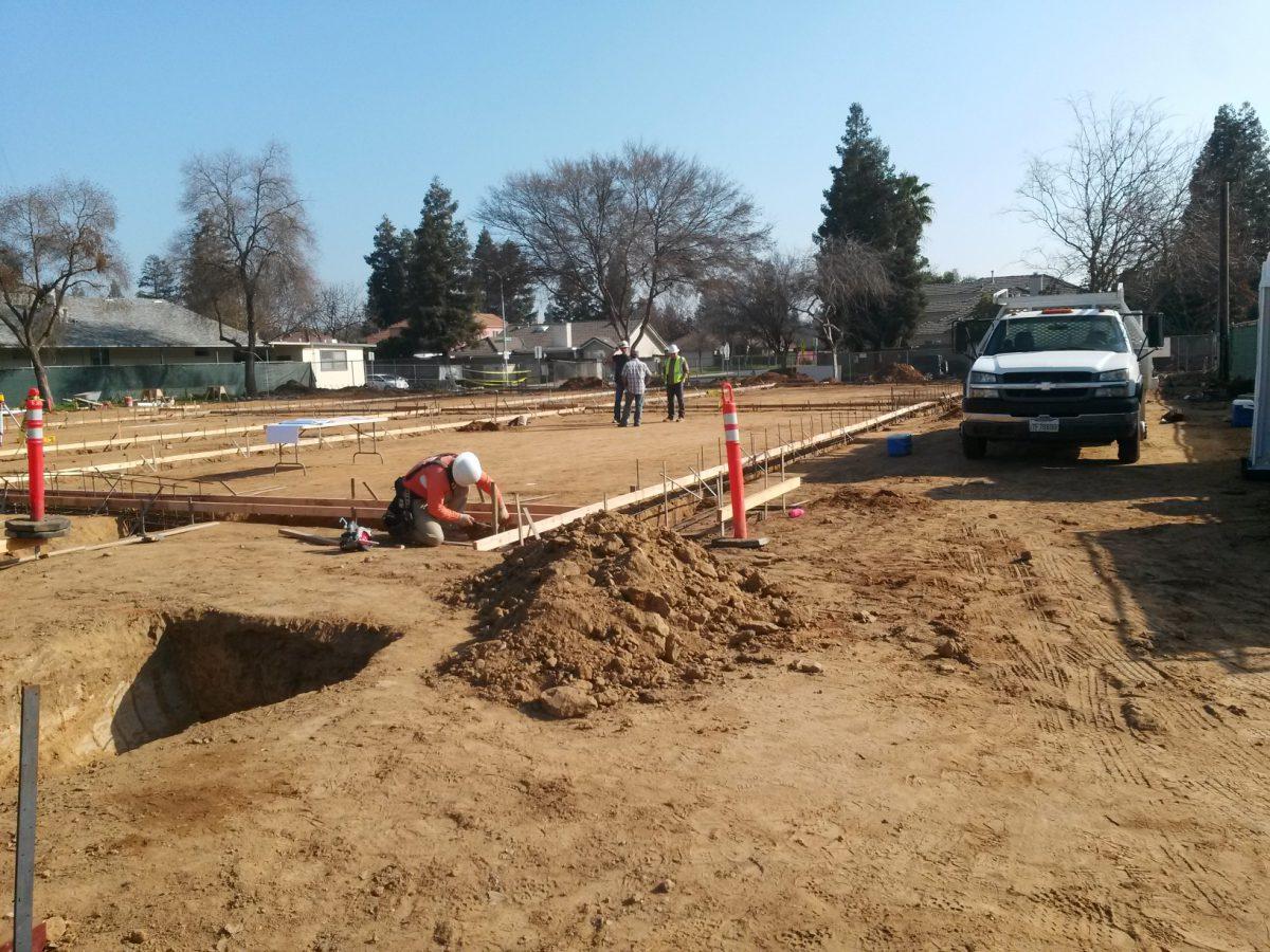 Groundwork Construction 2/18